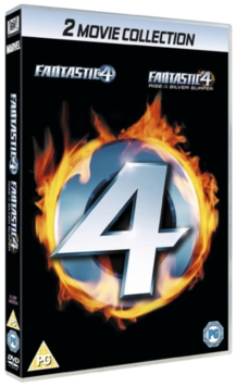 Fantastic 4/Fantastic 4: Rise of the Silver Surfer, DVD  DVD
