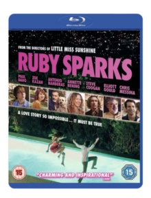 Ruby Sparks, Blu-ray  BluRay