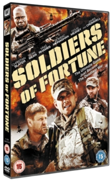 Soldiers of Fortune, DVD  DVD