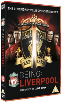 Being: Liverpool, DVD  DVD
