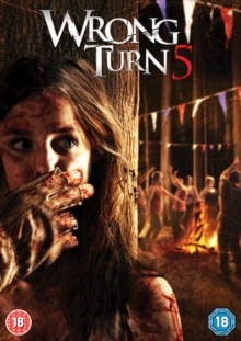 Wrong Turn 5 - Bloodlines, DVD  DVD
