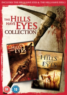 The Hills Have Eyes/The Hills Have Eyes 2, DVD DVD