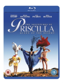 The Adventures of Priscilla - Queen of the Desert, Blu-ray BluRay