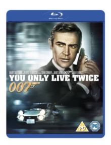 You Only Live Twice, Blu-ray  BluRay