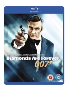 Diamonds Are Forever, Blu-ray  BluRay