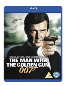 The Man With the Golden Gun, Blu-ray BluRay