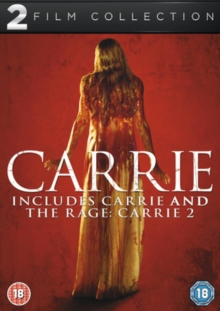 Carrie/The Rage - Carrie 2, DVD  DVD
