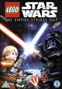 LEGO Star Wars: The Empire Strikes Out, DVD  DVD