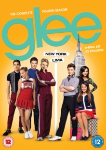 Glee: Season 4, DVD  DVD