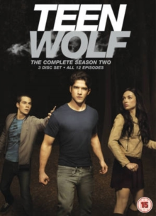 Teen Wolf: The Complete Season Two, DVD DVD