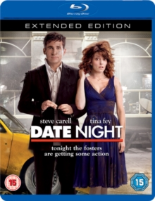 Date Night, Blu-ray  BluRay