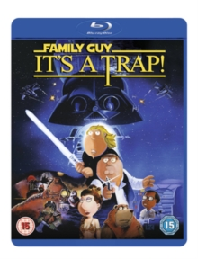 Family Guy Presents: It's a Trap, Blu-ray  BluRay