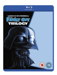 Family Guy Star Wars Trilogy - Laugh It Up Fuzzball, Blu-ray  BluRay