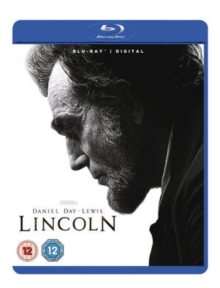 Lincoln, Blu-ray  BluRay