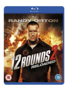 12 Rounds 2, Blu-ray  BluRay