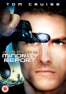 Minority Report, DVD  DVD