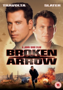 Broken Arrow, DVD  DVD