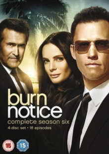 Burn Notice: Season 6, DVD  DVD