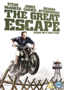 The Great Escape, DVD DVD