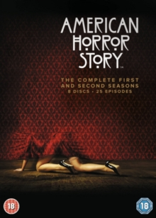 American Horror Story: The Complete First and Second Seasons, DVD DVD