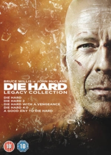 Die Hard: 1-5 Legacy Collection, DVD  DVD