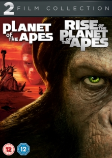 Planet of the Apes/Rise of the Planet of the Apes, DVD  DVD