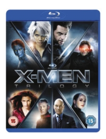 X-Men 1-3, Blu-ray  BluRay