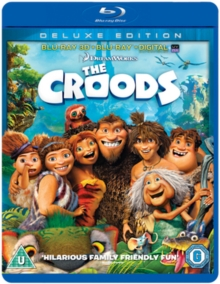 The Croods, Blu-ray BluRay