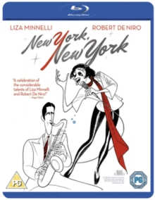 New York, New York, Blu-ray  BluRay