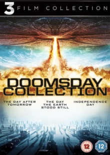 The Day the Earth Stood Still/Day After Tomorrow/Independence Day, DVD DVD