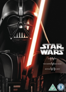 Star Wars Trilogy: Episodes IV, V and VI, DVD  DVD