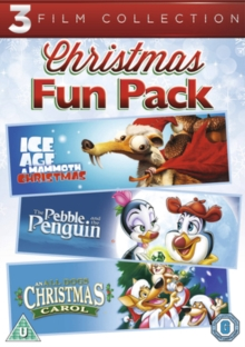 Ice Age: A Mammoth Christmas/The Pebble and the Penguin/An..., DVD  DVD