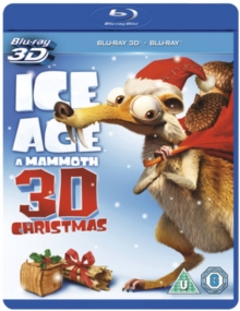 Ice Age: A Mammoth Christmas, Blu-ray  BluRay