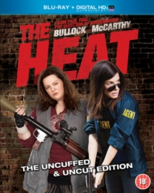 The Heat, Blu-ray BluRay