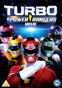 Turbo - A Power Rangers Movie, DVD  DVD