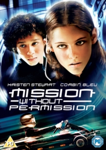 Mission Without Permission, DVD  DVD