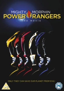 Power Rangers - The Movie, DVD  DVD