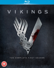 Vikings: The Complete First Season, Blu-ray  BluRay
