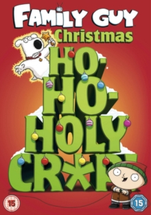 Family Guy Christmas: Ho-ho-holy Cr*p, DVD  DVD