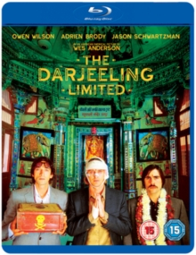 The Darjeeling Limited, Blu-ray BluRay