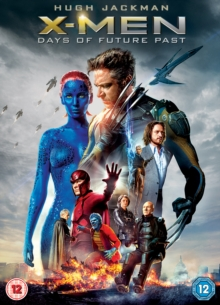 X-Men: Days of Future Past, DVD  DVD