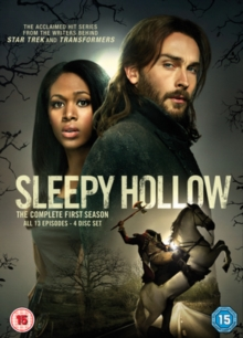 Sleepy Hollow: The Complete First Season, DVD DVD