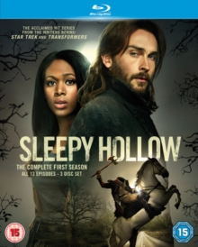 Sleepy Hollow: The Complete First Season, Blu-ray BluRay