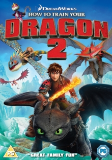 How to Train Your Dragon 2, DVD  DVD