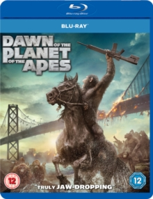 Dawn of the Planet of the Apes, Blu-ray  BluRay