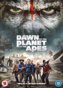 Dawn of the Planet of the Apes, DVD  DVD