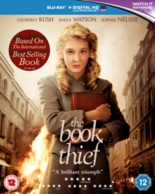 The Book Thief, Blu-ray BluRay