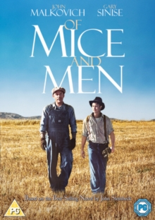 Of Mice and Men, DVD  DVD