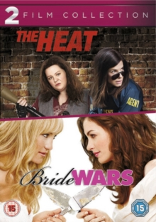 The Heat/Bride Wars, DVD DVD