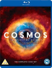 Cosmos - A Spacetime Odyssey: Season One, Blu-ray  BluRay